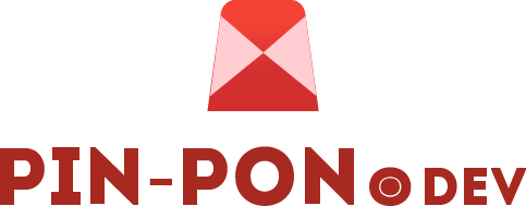 Pin-pon dev logo